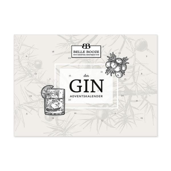 Belle Booze Gin Adventskalender