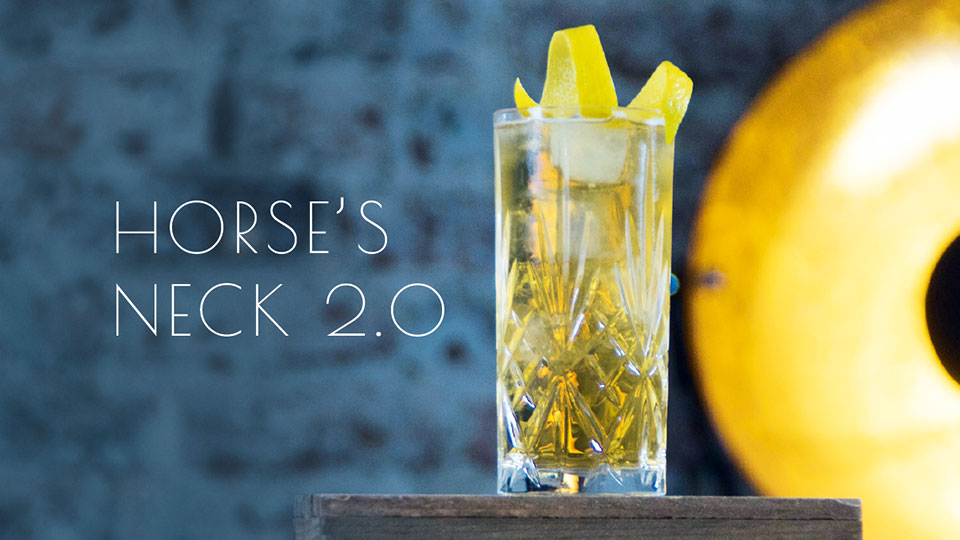 Horse's Neck 2.0, Belle Booze Box