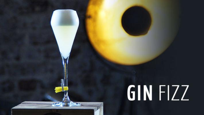 Gin Fizz, Belle Booze Box