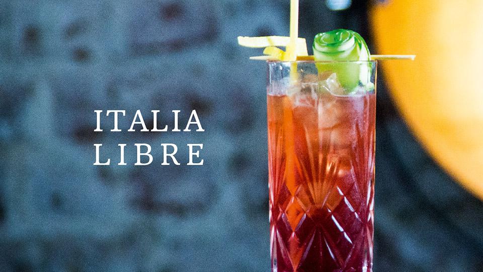 Italia Libre, Belle Booze Box