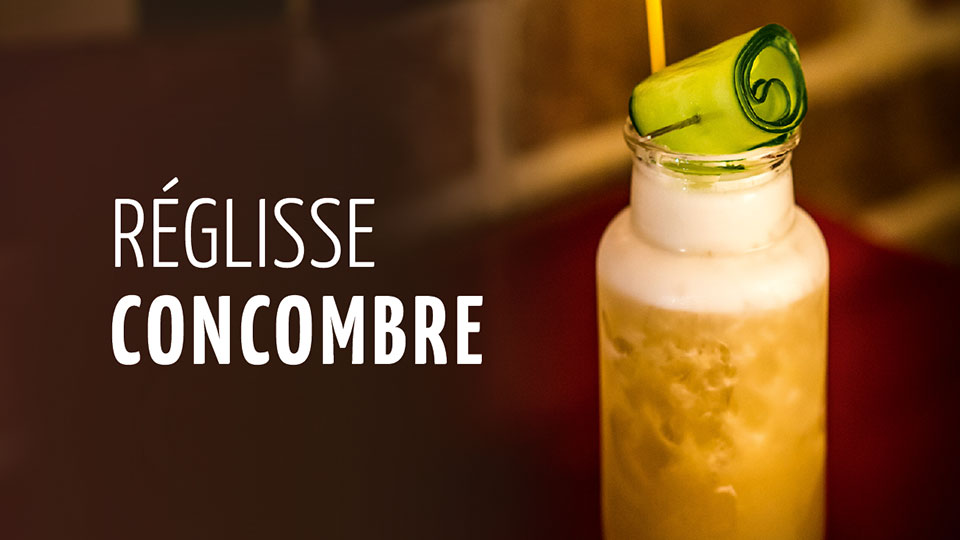 Reglisse Concombre, Belle Booze Box