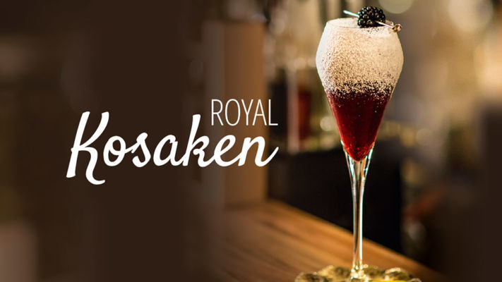 Kosaken Royal, Belle Booze Box