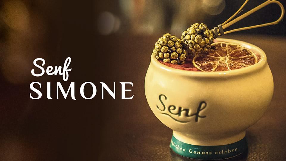 Senf Simone, Belle Booze Box