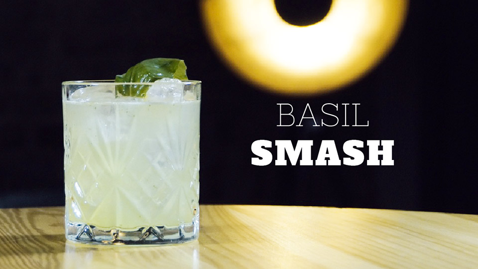 Basil Smash, Belle Booze Box