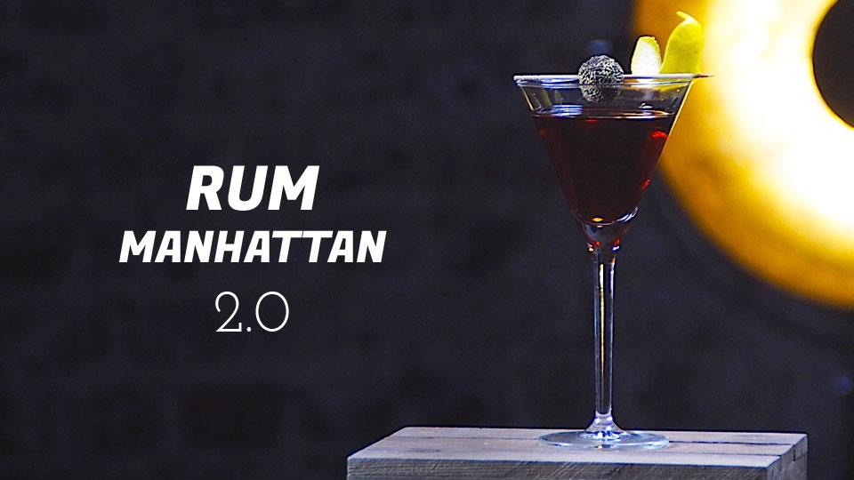 Rum Manhattan 2.0
